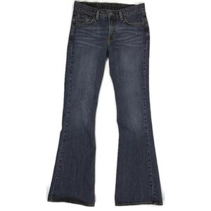 Lucky Brand Dungarees  Distressed Jeans Size 2